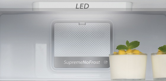 A Whirlpool bemutatja Supreme NoFrost hűtőszekrényeit!