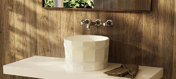 Formabontó és kreatív megoldások a fürdőszobában