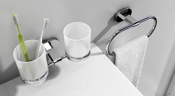 Fürdőszoba kiegészítők – Egységben az erő!