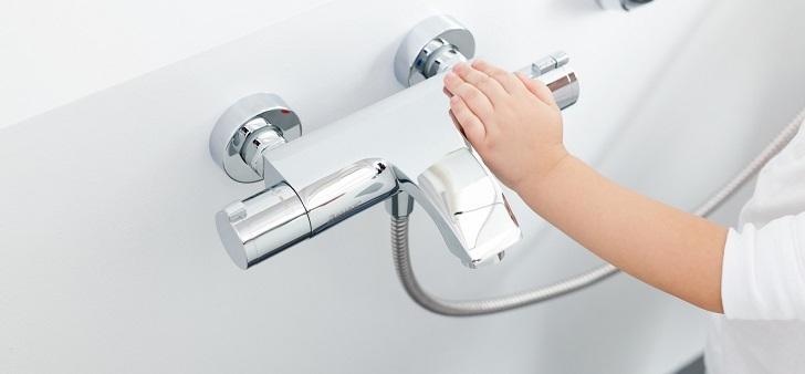 Gyerekbarát fürdőszoba? Nem akadály!
