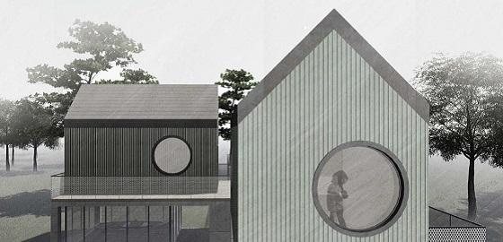 Hol lakna egy építész? – Beszélgetés Gyüre Lillával, a Jövő Otthonai építész pályázat hallgató kategória nyertesével
