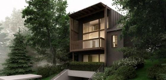 Hol lakna egy építész? – Beszélgetés Vörös Balázzsal, a Jövő Otthonai pályázat, praktizáló építész kategória nyertesével