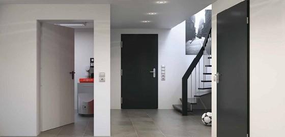 Hörmann tűzvédelem a lakásban: magas minőség és szakértelem