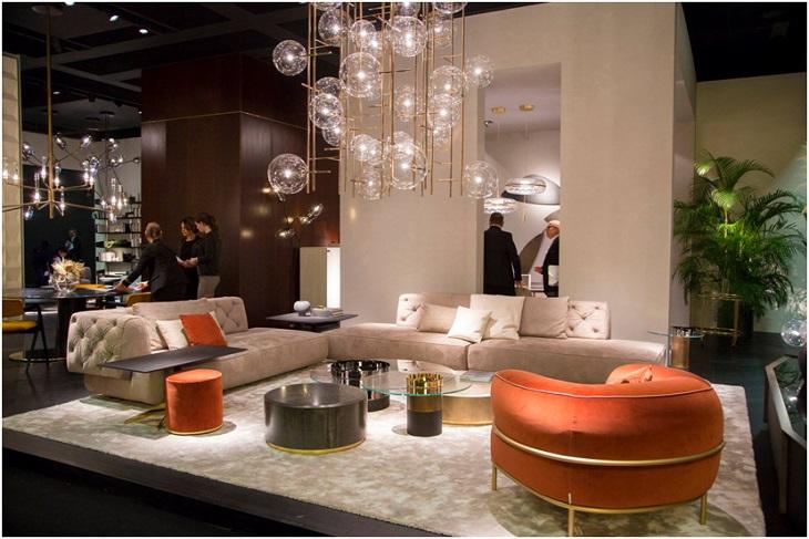 imm cologne – A legújabb trendek a kölni nemzetközi bútorkiállításról