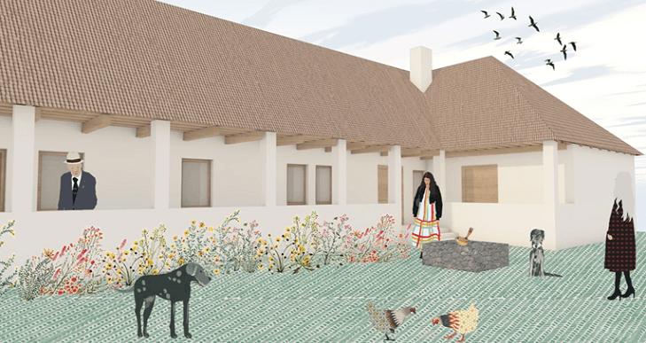 Irány vidék! – Építészeti kezdeményezések a falvak vonzóvá tételéért
