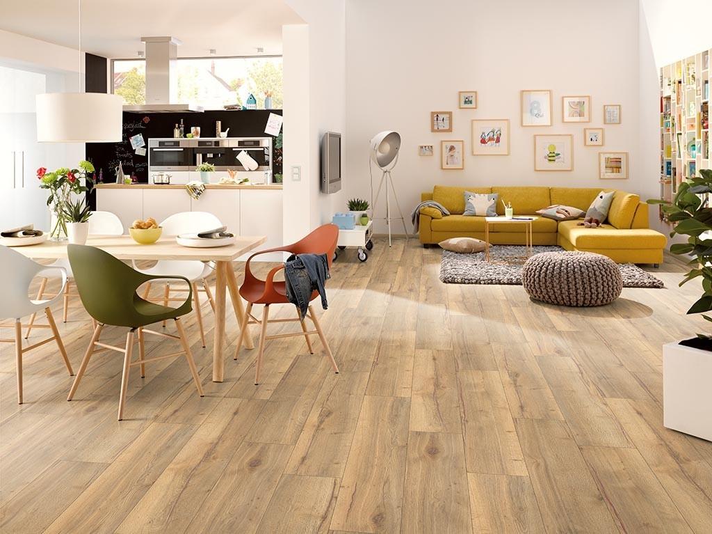 Kiváló minőségű laminált padló kollekció