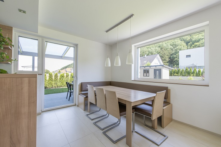 Légies minimalista ablakok