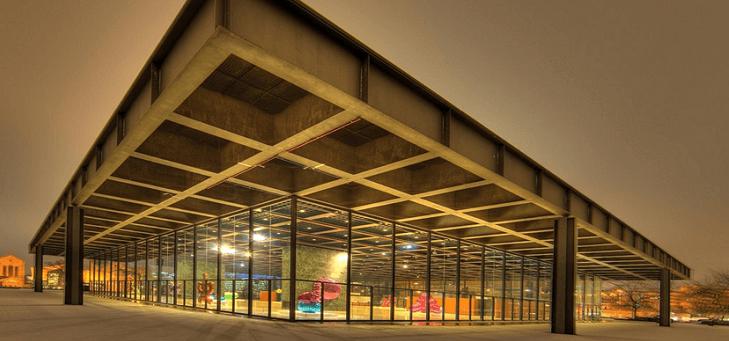 Ludwig Mies van der Rohe – 133 éve született az acél és üveg mestere