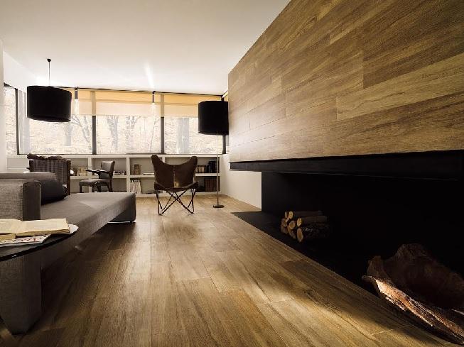 Meleg, fahatású burkolólapok – otthonunk bármely helyiségébe?