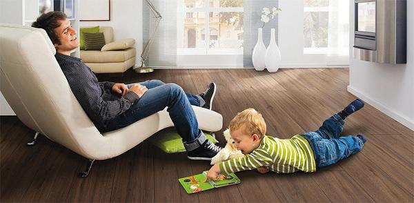 Milyen padlót érdemes tenni a gyerekszobába?