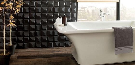 Mitől lesz elegáns a fürdőszoba burkolata?