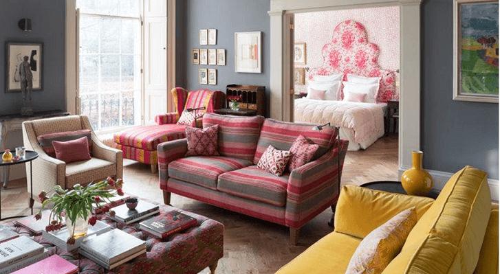Modern angol otthonok – Edinburghból jelentjük
