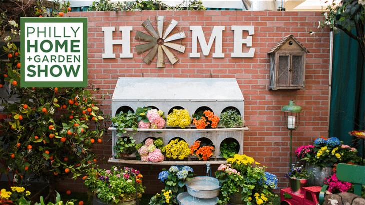 Philly Home and Garden Show – A legújabb kerti trendek Philadelphiából