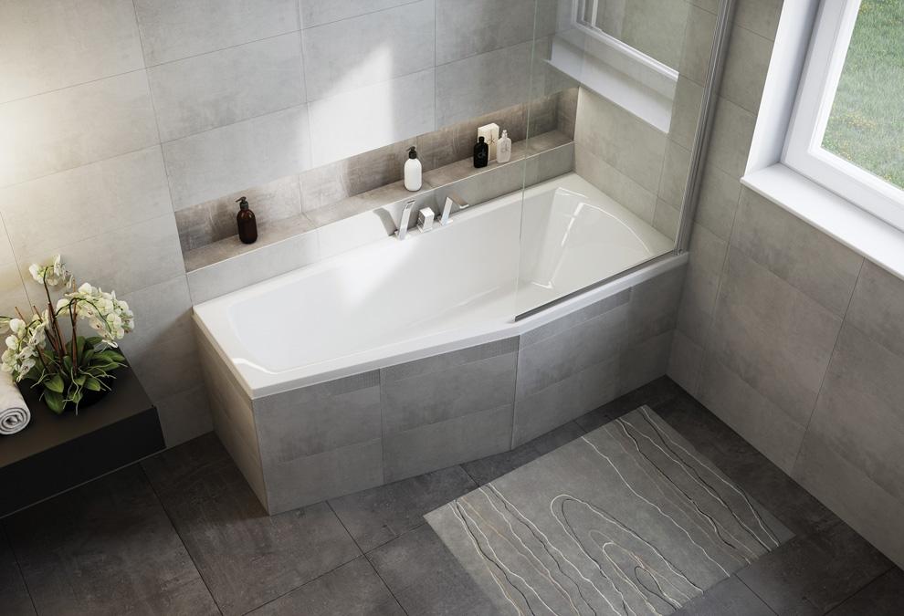 5 kád, ami újradefiniálja a fürdés élményét