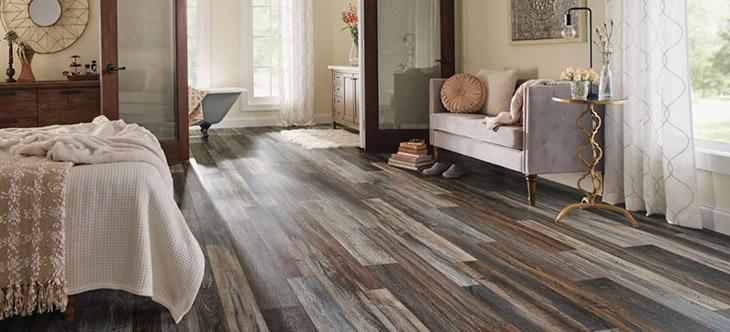 A természetes padló – fa vagy fahatású burkolatot válasszunk?