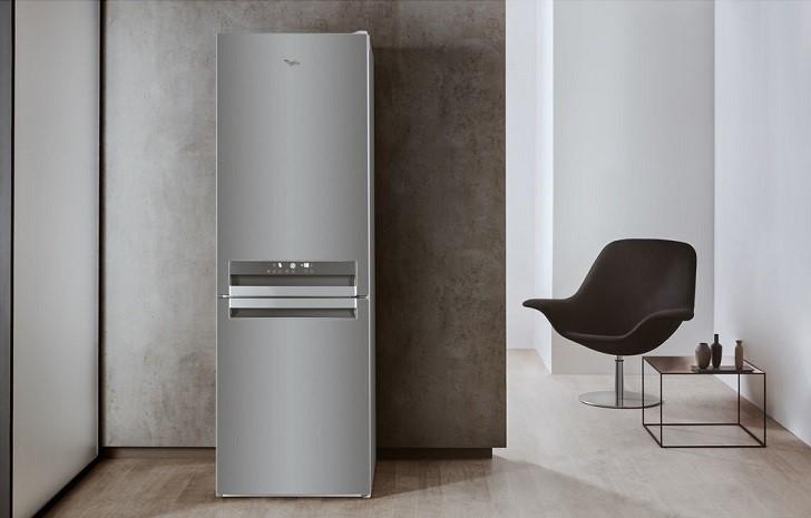 Hogyan teszi még élvezetesebbé a szabadidőnket a Whirlpool új internethez csatlakozó kombinált hűtőszekrénye?