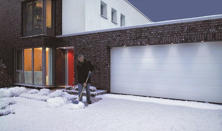 Zárja ki a hideget – Óvjuk garázsunkat télen is!