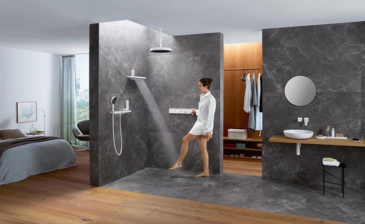 Az egyedileg épített zuhanykabin tervezésének legfőbb kérdései